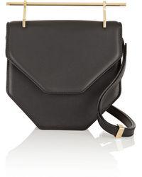 M2malletier Amor Fati Leather Shoulder Bag - Lyst