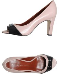 Marc By Marc Jacobs Pumps with Open Toe - Lyst