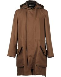 Marc Jacobs Full-Length Jacket - Brown