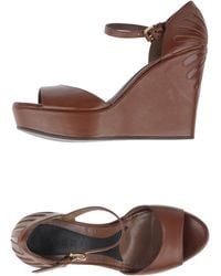 Marni Wedges - Lyst