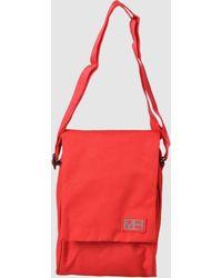 Mh Way Medium Fabric Bag - Red