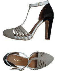 Nana' High-Heeled Sandals - Lyst