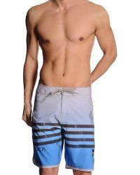 RVCA Beach Trousers - Blue