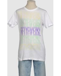 55dsl - Short Sleeve T-shirt - Lyst