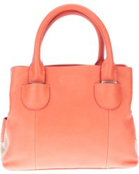 Carven Tote and Wash Bag - Lyst