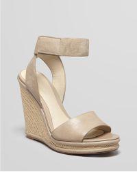 Elie Tahari - Espadrille Platform Wedge Sandals Cassandra - Lyst