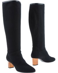 Pierre Hardy High-Heeled Boots - Lyst