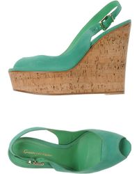 Gianvito Rossi | Wedges | Lyst