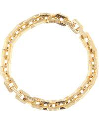 Eddie Borgo - Large Supra Link Choker Necklace - Lyst
