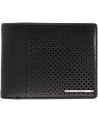 Links of London - 8 Card Perforated Leather Wallet - Lyst