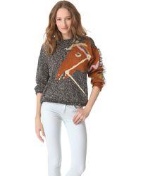 Nanushka - Sokus Sweater - Lyst