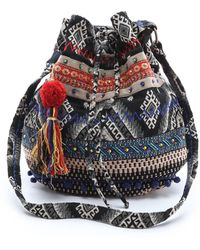 Stela 9 - Ganesha Bucket Bag - Lyst