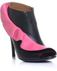 Balenciaga Wave Frill Sandals - Lyst