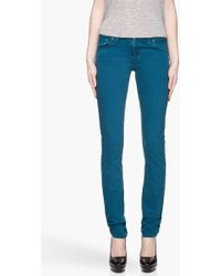 Nudie Jeans - Icon Blue Tight Long John Organic Jeans - Lyst