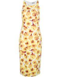 Bottega Veneta Sleeveless Dress - Lyst