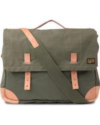 G-Star RAW Isley Canvas Messenger Bag - Grey