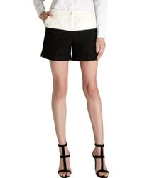 Boy by Band of Outsiders | Colorblock Shorts | Lyst