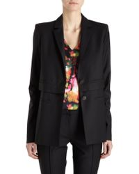 Icb Tiered Suiting Jacket