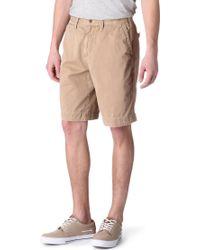 Ralph Lauren Rugged Bleeker Chino Shorts - Natural