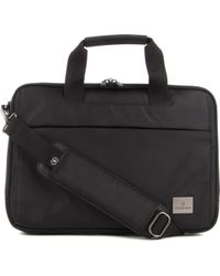 "Victorinox - Advisor 15"" slimline laptop bag - Lyst"