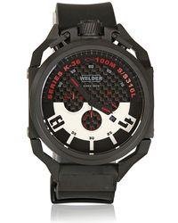 Welder K36 Chronograph Watch - Black