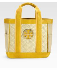 Tory Burch Vintage Tory Tote Bag - Lyst