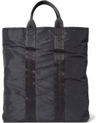 Lanvin - Twill Tote Bag - Lyst