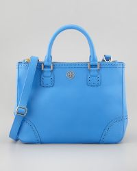 Tory Burch Robinson Spectator Doublezip Tote Bag - Lyst