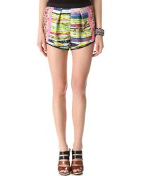Clover Canyon - Surf Shack Shorts - Lyst