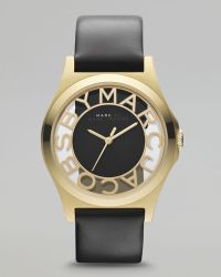Marc By Marc Jacobs Sunray Dial Watch - Lyst