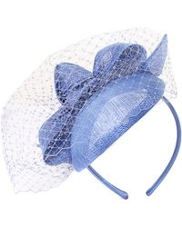 Minuet Petite - Structured Bow Pill Box Fascinator - Lyst