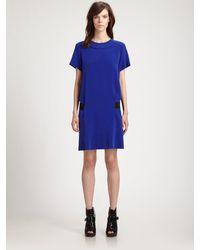 Proenza Schouler Silk Dress - Lyst