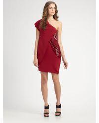 Sachin & Babi Oneshoulder Harlow Dress - Lyst
