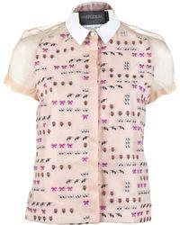 Antipodium - Xoxo Shirt - Lyst