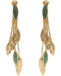 Aurelie Bidermann 'Malibu' Earring - Lyst