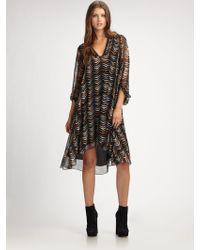 Diane von Furstenberg Kipling Dress - Lyst
