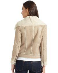 Hanii Y - Shearling Jacket - Lyst