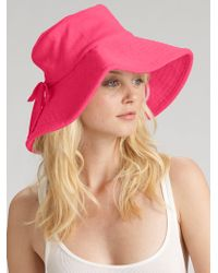 Juicy Couture Terry Cloth Hat - Pink