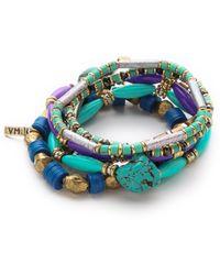 Vanessa Mooney Daydream Bracelet Set - Lyst