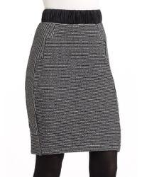 Vena Cava | Striped Knit Skirt | Lyst