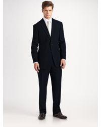 Armani Giorgio Model Suit - Lyst