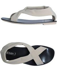 Calvin Klein Sandals - Grey