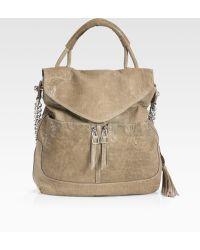 Olivia Harris | Flap Hobo Bag | Lyst
