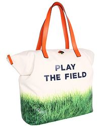 Kate Spade Call To Action Play The Field Terry - Lyst