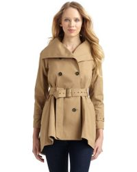 Rebecca Minkoff Jacquelyn Trench - Natural