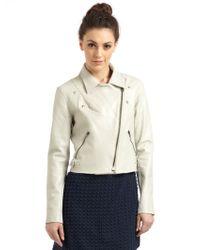 Sachin & Babi Carlisle Leather Jacket - Lyst
