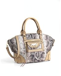 Sam Edelman Belle Satchel Bag - Lyst