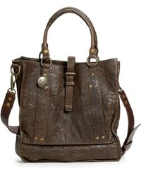Will Leather Goods - Leather Mcqueen Tote - Lyst