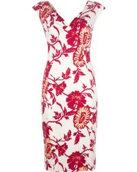 Samantha Sung 'Belle' Dress - Lyst