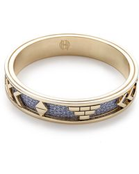 House of Harlow 1960 - Blue Star Aztec Bangle - Lyst